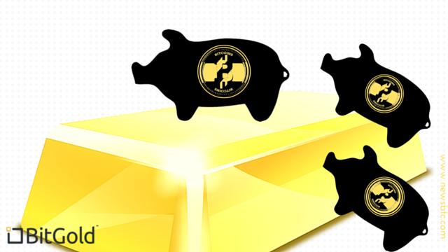 BitGold дает возможность хранить сбережения в золоте
