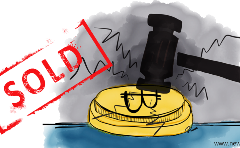 Final Silk Road's Bitcoin Auction