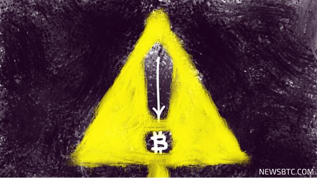 Центральный банк Украины предостерегает финансовые институты о рисках, связанных с биткойном