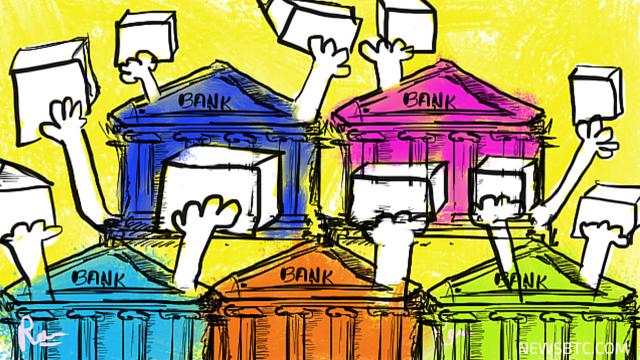 13 крупнейших банков присоединились к проекту R3 Blockchain Tech