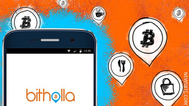 Bitholla сделает биткоин естественной частью жизни общества